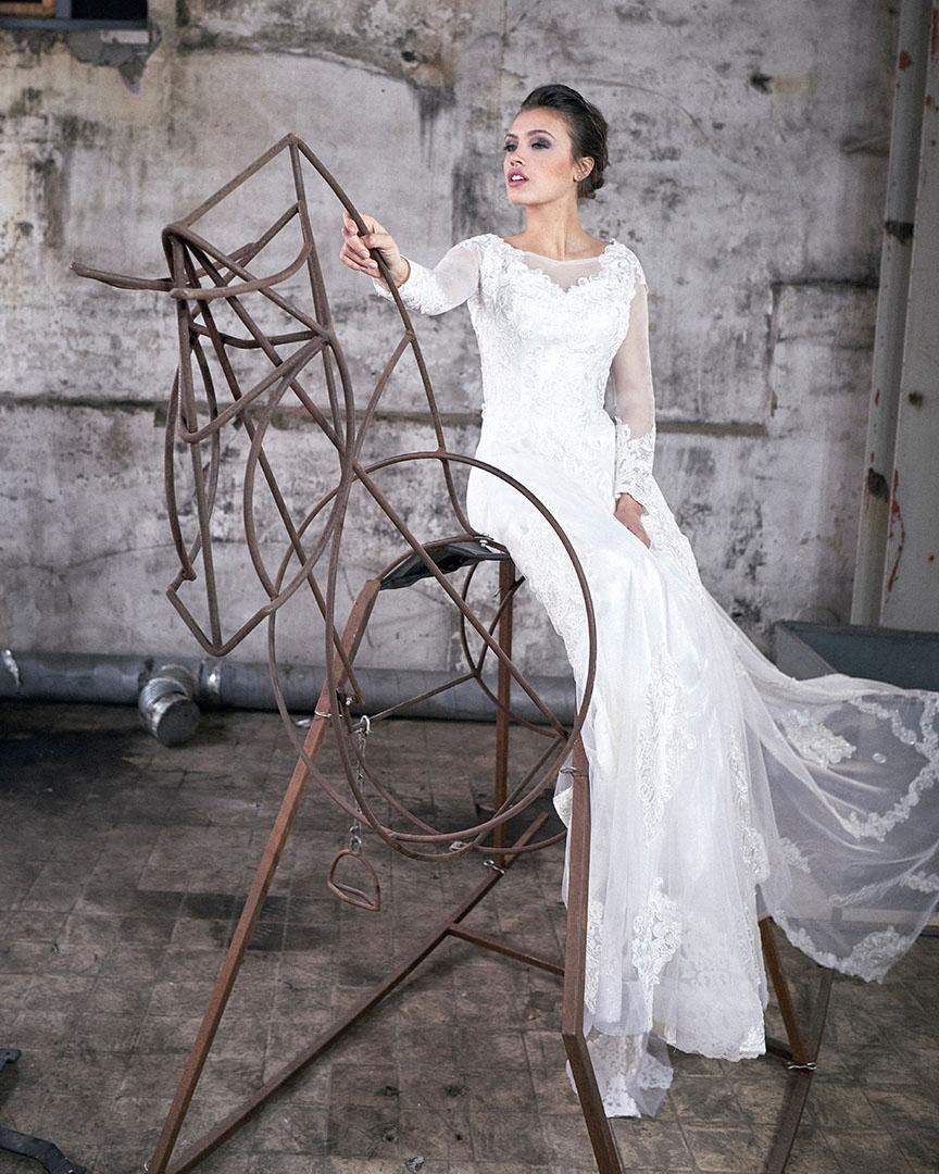 Crystalline Brautmoden Kollektion Brautmode Glamour Ihr