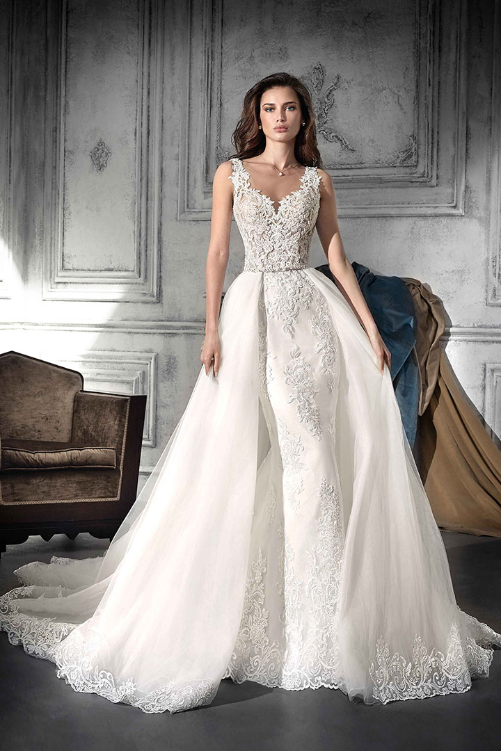 Demetrios Brautkleider Kollektion Brautmode Glamour Ihr