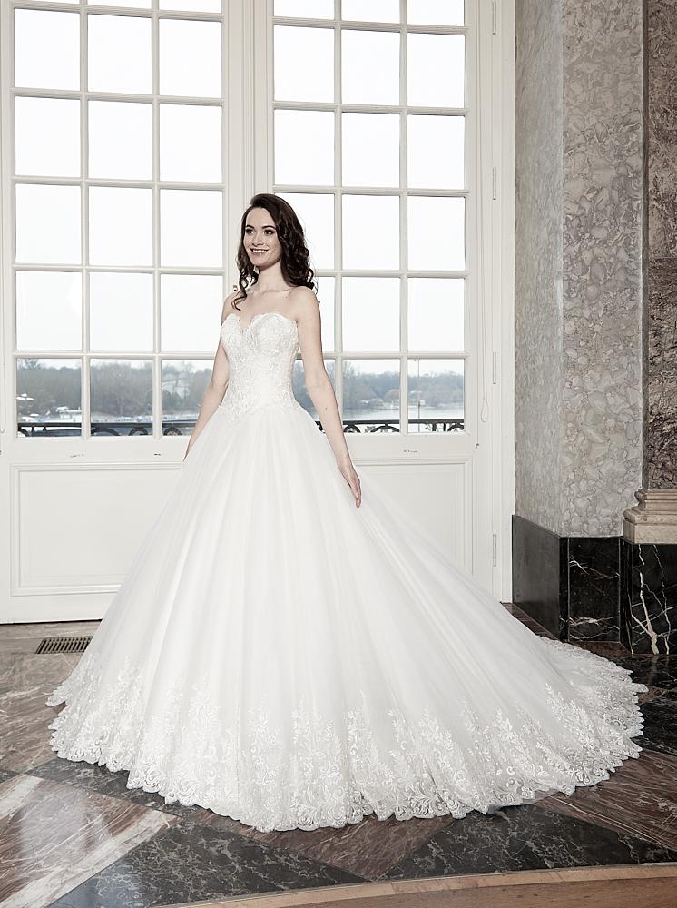 Diane Legrand Brautkleider Kollektion Brautmode Glamour Ihr