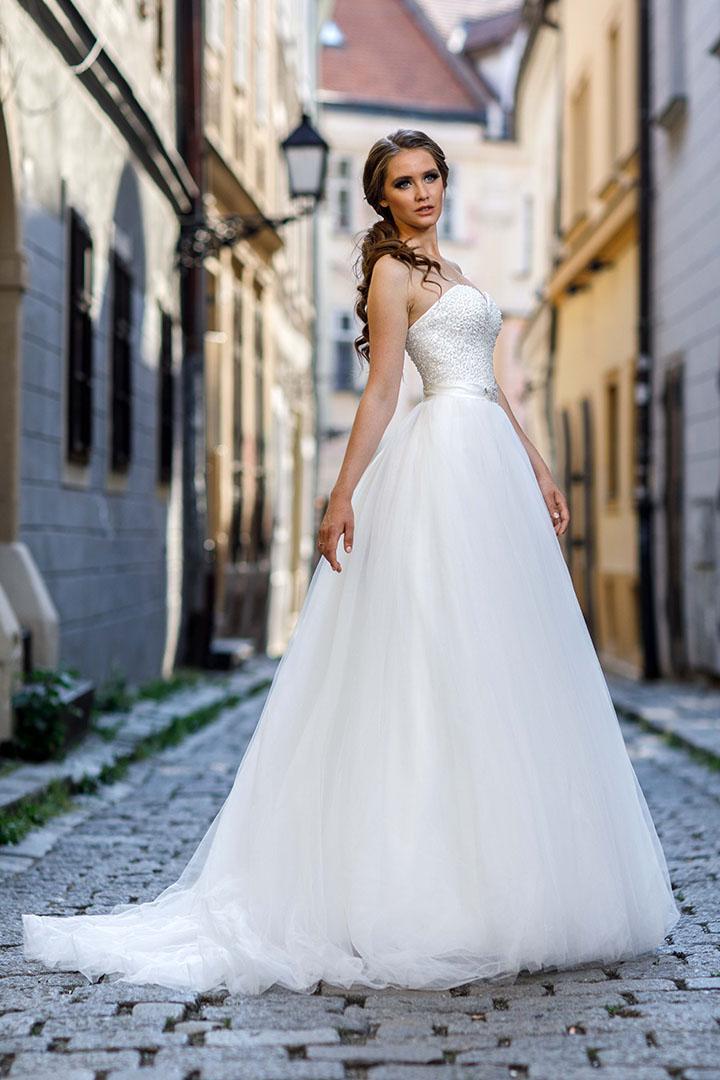 Dommenico Rossi Brautkleider Kollektion Brautmode Glamour Ihr