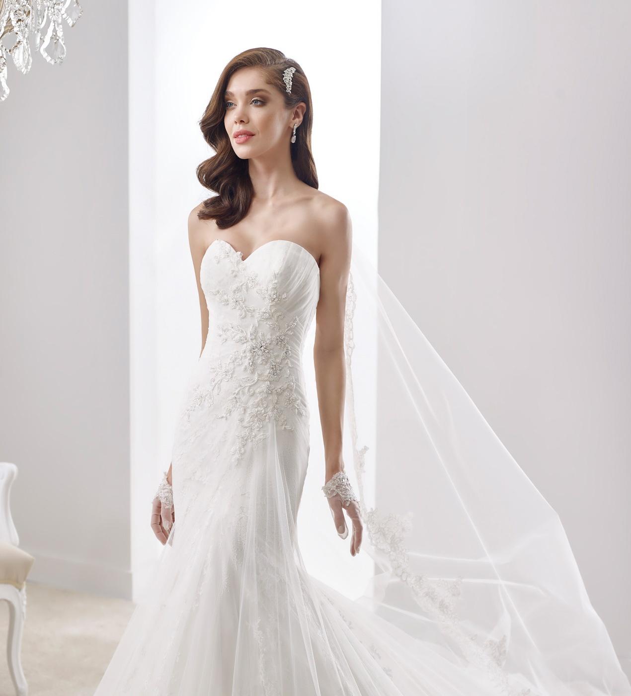 Jolies Brautkleider Kollektion ✪ Brautmode-Glamour Ihr Spezialist ...