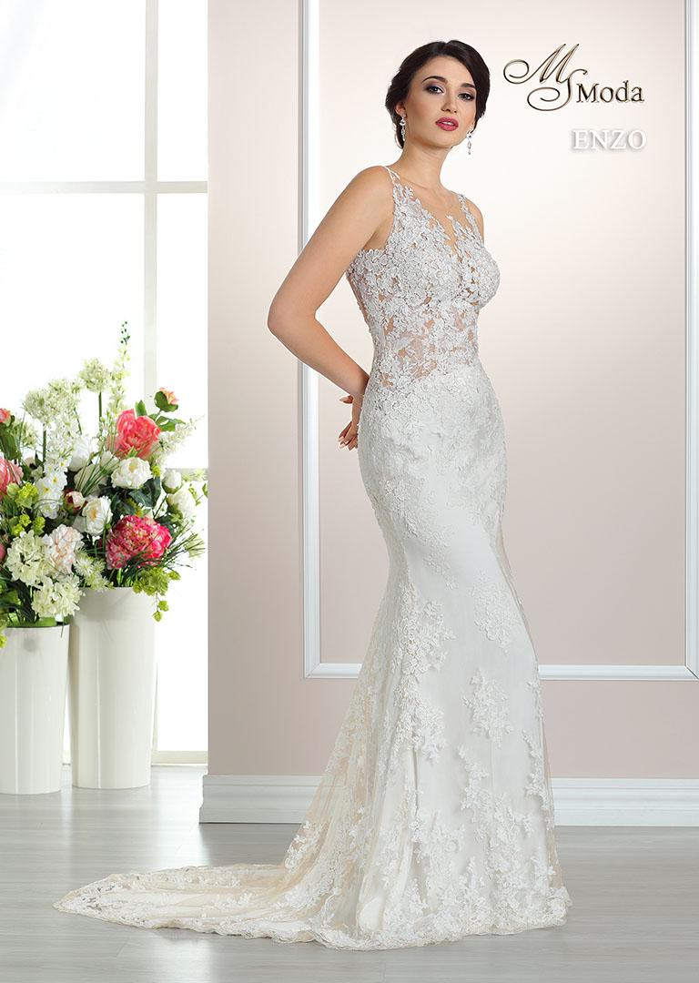 Ms Moda Brautkleider Kollektion Brautmode Glamour Ihr Spezialist