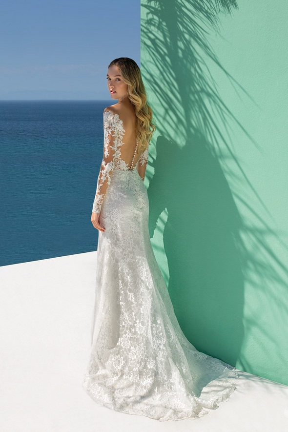Romance Brautkleider Kollektion Brautmode Glamour Ihr Spezialist