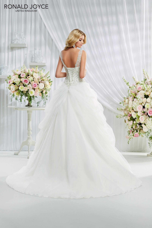 Ronald Joyce Brautkleider Kollektion ✪ Brautmode-Glamour Ihr ...